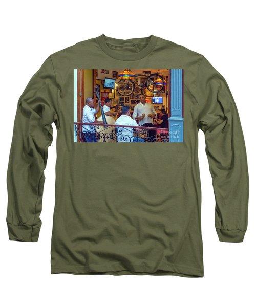 Cuba 0048 Long Sleeve T-Shirt