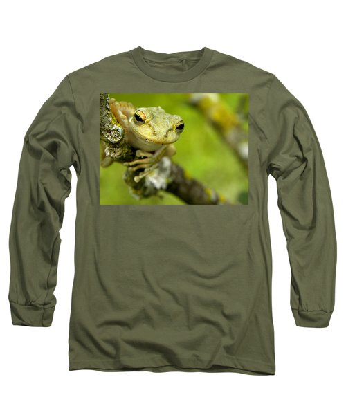 Cuban Tree Frog 000 Long Sleeve T-Shirt
