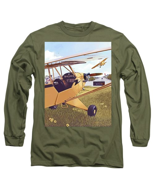 Cubbin' Long Sleeve T-Shirt