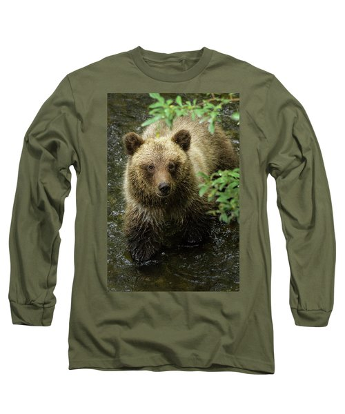 Cubby Long Sleeve T-Shirt