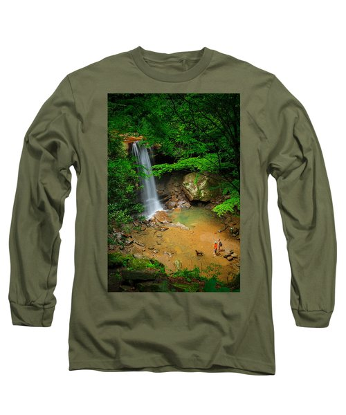 Cucumber Falls Long Sleeve T-Shirt