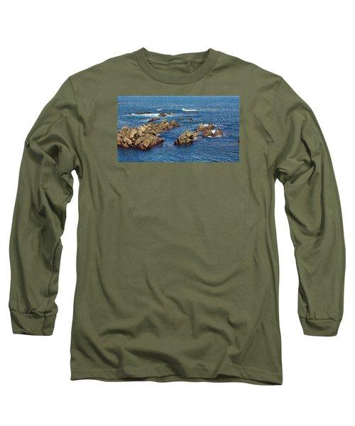 Cudillero Long Sleeve T-Shirt by Angel Jesus De la Fuente