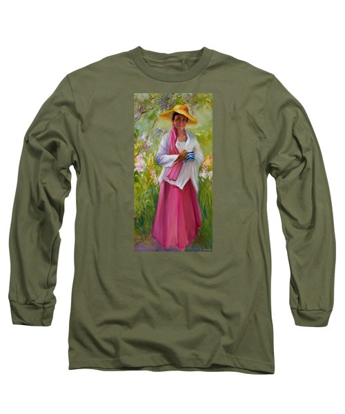 Cup Of Tea? Long Sleeve T-Shirt