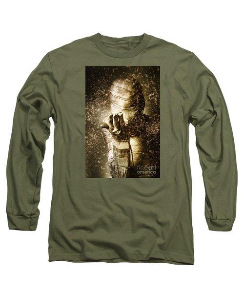 Curse Of The Mummy Long Sleeve T-Shirt