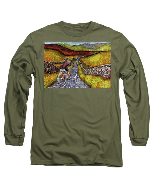Lancashire Lanes II Long Sleeve T-Shirt