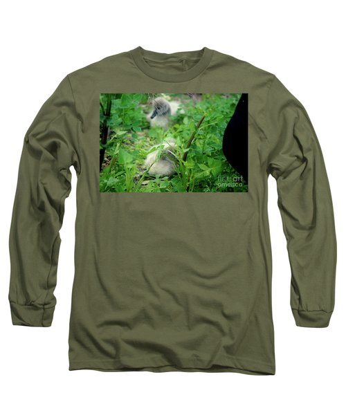 Cygnets V Long Sleeve T-Shirt