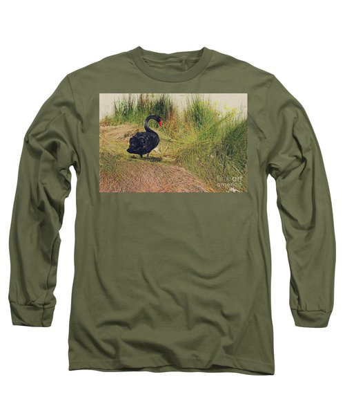 Cygnus Atratus I Long Sleeve T-Shirt