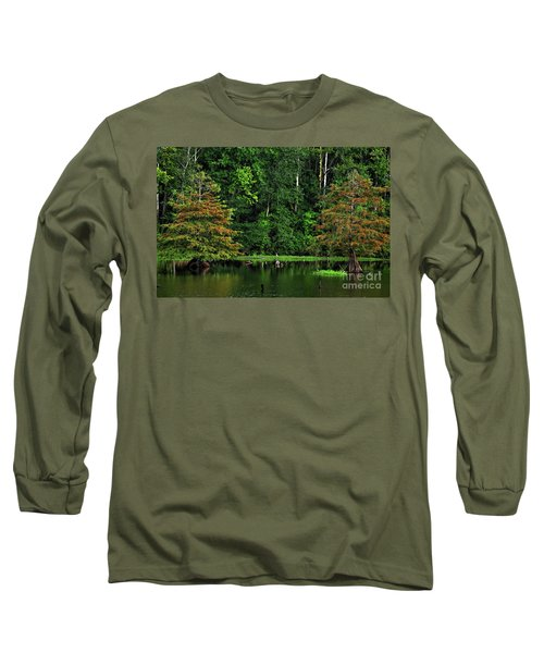 Cypress Frame Long Sleeve T-Shirt