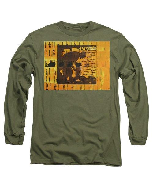 D U Rounds Project, Print 9 Long Sleeve T-Shirt
