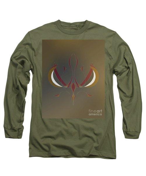Da Vinci Spider Long Sleeve T-Shirt