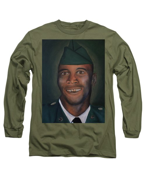 Dad Long Sleeve T-Shirt by Angelo Thomas