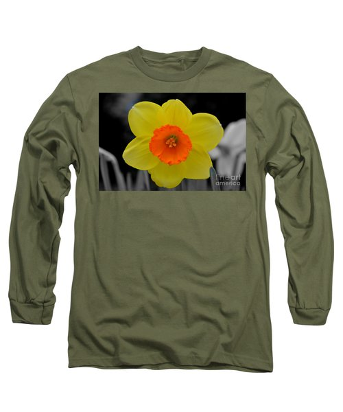 Daffodil Delight  Long Sleeve T-Shirt