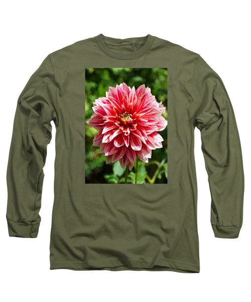 Dahlia 3 Long Sleeve T-Shirt