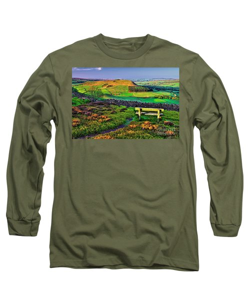 Danby Dale Yorkshire Long Sleeve T-Shirt