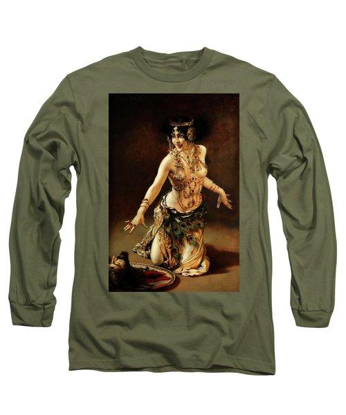 Dance Of Salome Long Sleeve T-Shirt
