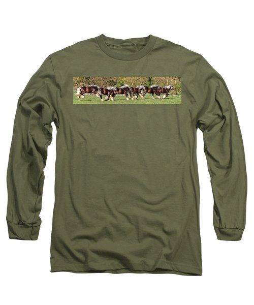 Dance Of The Gypsy Long Sleeve T-Shirt