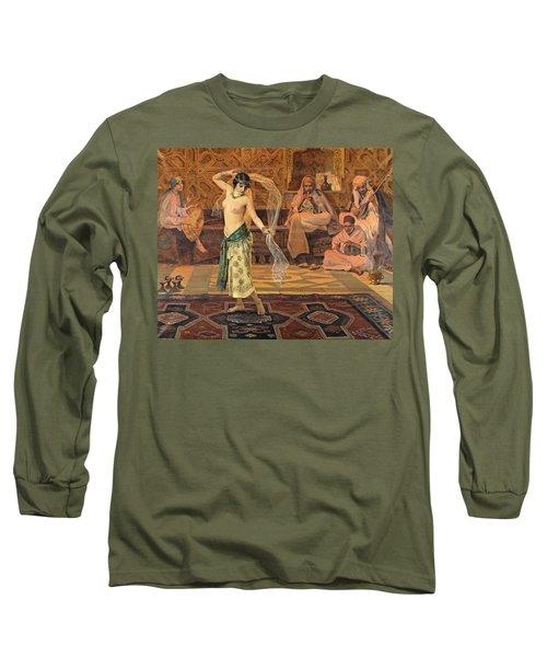 Dance Of The Seven Veils Long Sleeve T-Shirt