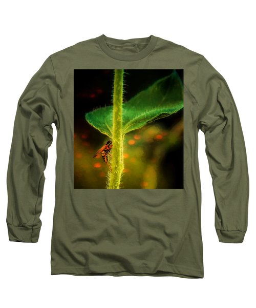 Dance Of The Wasp Long Sleeve T-Shirt