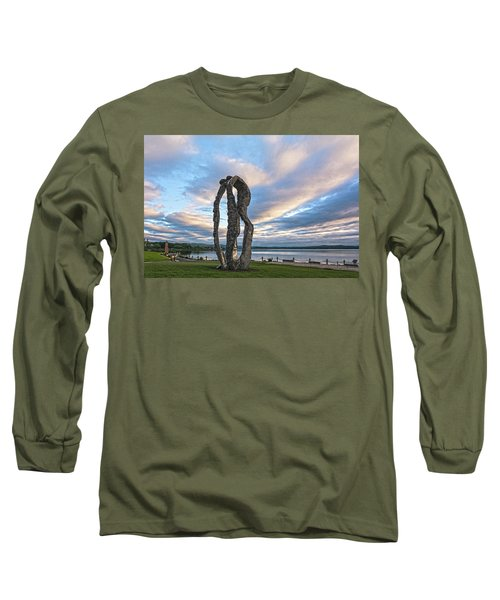 Dancing At Dawn Long Sleeve T-Shirt