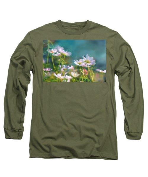 Dancing Cosmos Long Sleeve T-Shirt