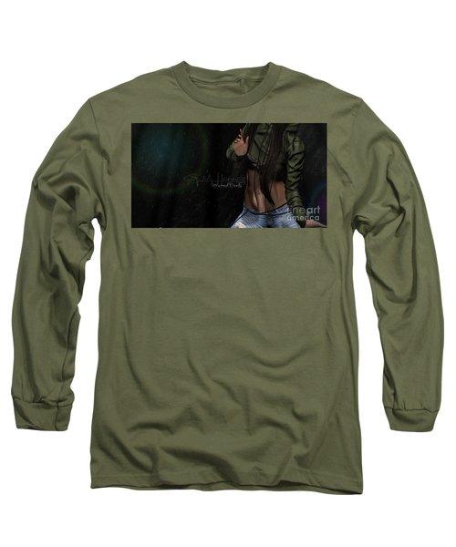 Dancing In The Rain 1 Long Sleeve T-Shirt