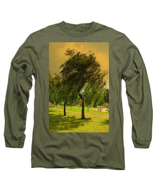 Dancing Willow Long Sleeve T-Shirt