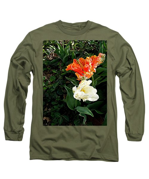 Long Sleeve T-Shirt featuring the photograph Dancing With The Stars by Nancy Kane Chapman