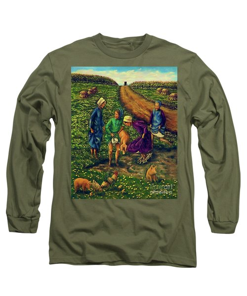 Dandy Day Long Sleeve T-Shirt