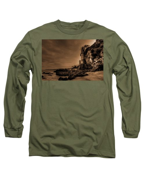 Dark La Tour Long Sleeve T-Shirt