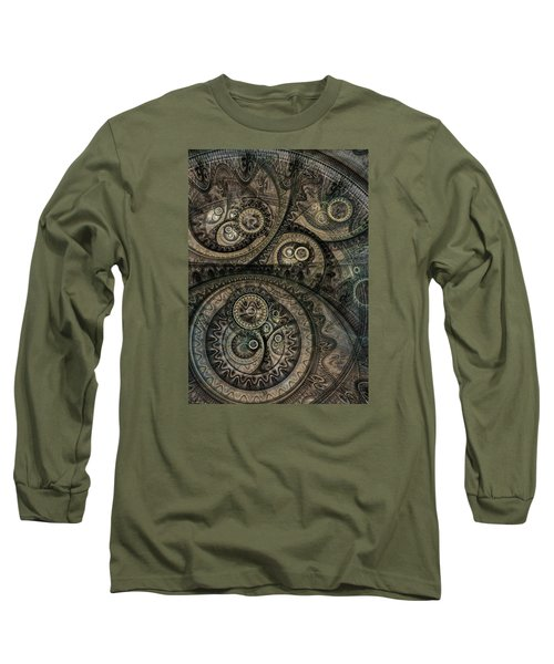 Dark Machine Long Sleeve T-Shirt