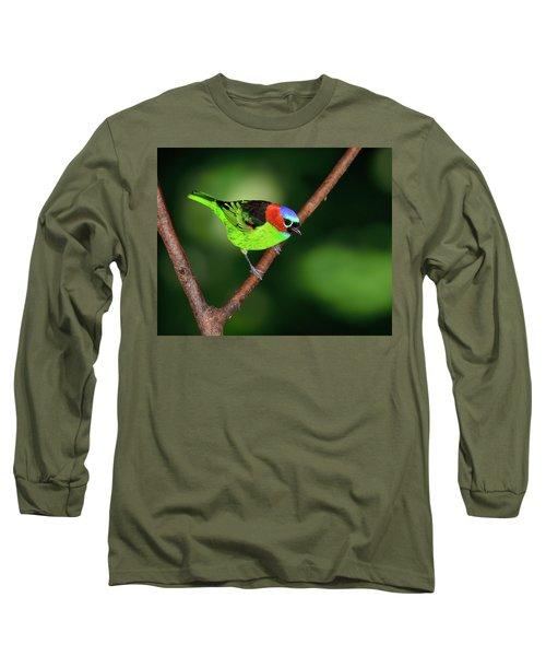 Dark To Light Long Sleeve T-Shirt by Tony Beck