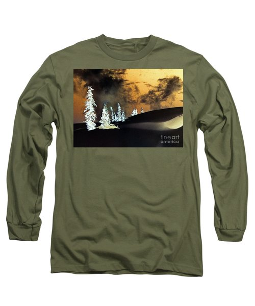 Dark Winter Long Sleeve T-Shirt