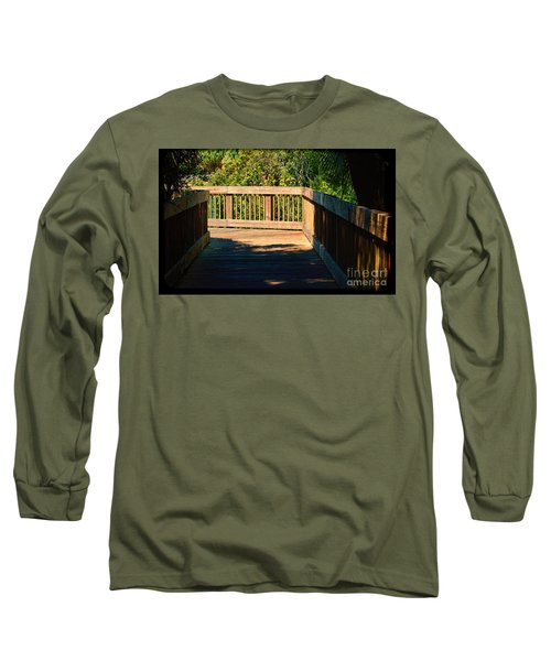 Darkness To Light Long Sleeve T-Shirt