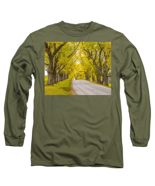 Darling Hill Autumn Long Sleeve T-Shirt