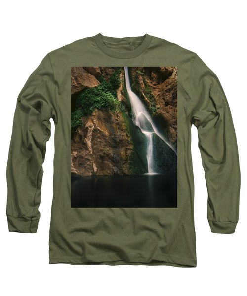 Darwin Falls - Death Valley Long Sleeve T-Shirt