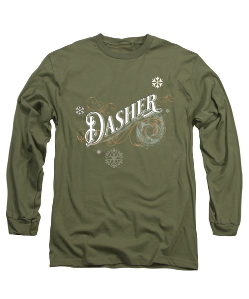 Dasher Long Sleeve T-Shirt