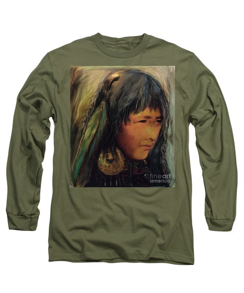 Daughters Of The Earth Long Sleeve T-Shirt