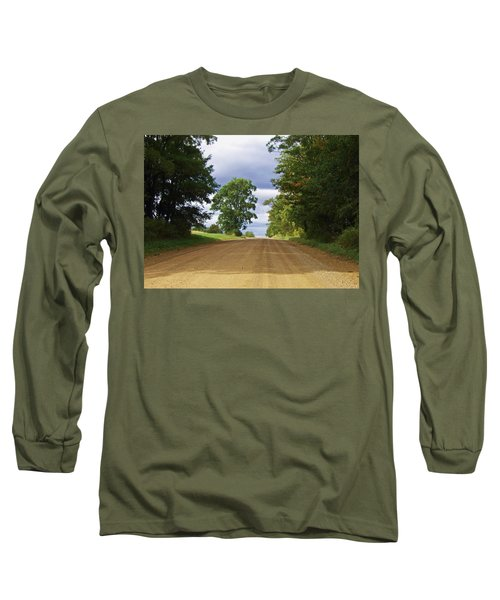 Davis Hill Rd. Long Sleeve T-Shirt