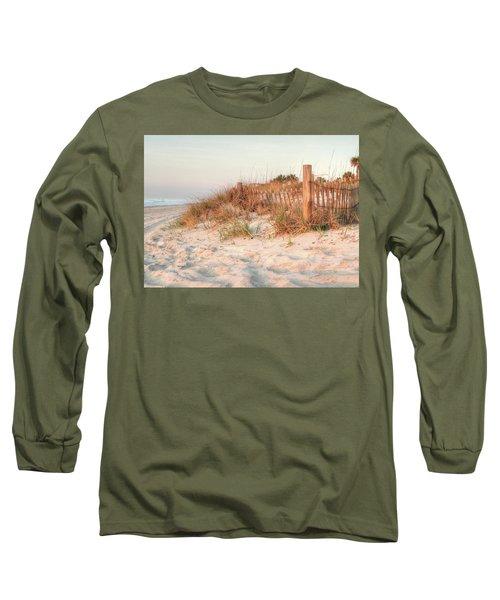 Dawn At 82nd Long Sleeve T-Shirt