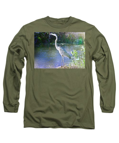 Dawn Breaking Long Sleeve T-Shirt by Judy Kay