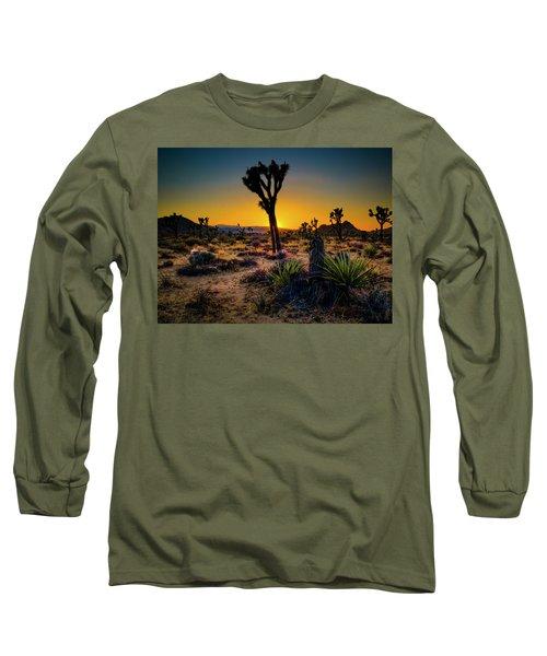 Dawn Of The Morning Long Sleeve T-Shirt