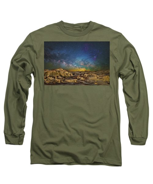 Dawn Of The Universe Long Sleeve T-Shirt