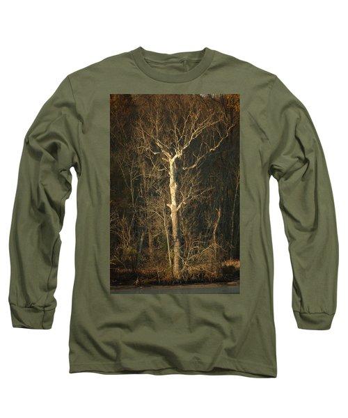 Day Break Tree Long Sleeve T-Shirt
