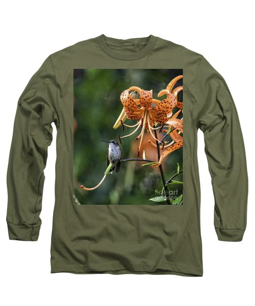 Day Hummer Long Sleeve T-Shirt