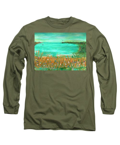 Dayatthebeach Long Sleeve T-Shirt