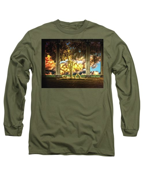 Daybreak Redux Long Sleeve T-Shirt by Mark Fuller