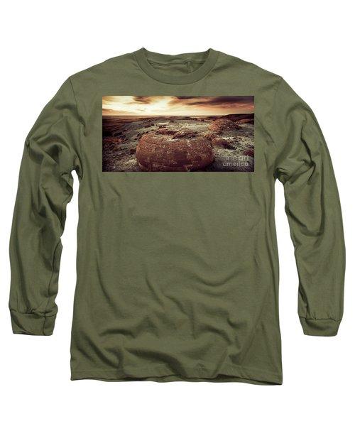 Daylight Leaving Redrock Long Sleeve T-Shirt
