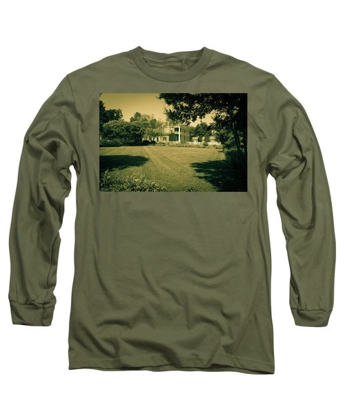 Days Bygone - The Hermitage Long Sleeve T-Shirt