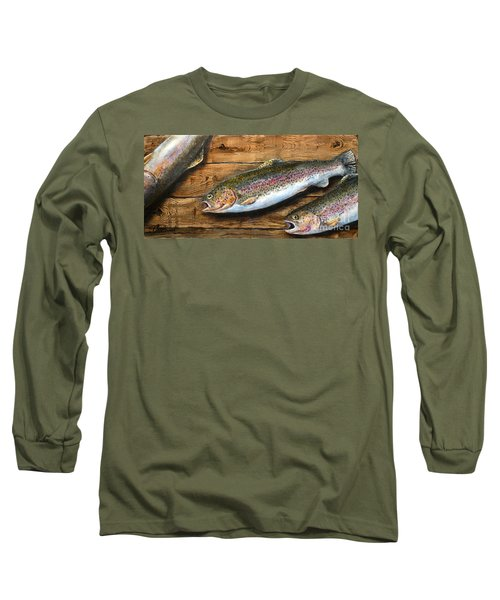 Day's Catch Long Sleeve T-Shirt