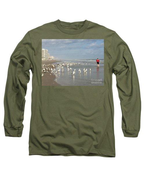 Daytona Morning Long Sleeve T-Shirt